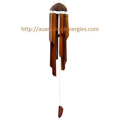 PLAIN BAMBOO WINDCHIME
