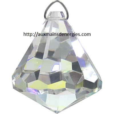 CRYSTAL-DIAMANT AURORA PRISM 40MM