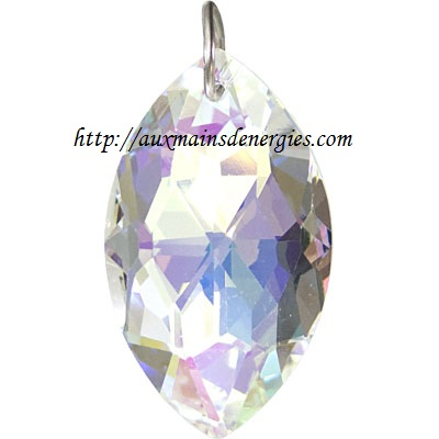 B.CRYSTAL.B ? AMANDE AURORA 38MM Item # 62642