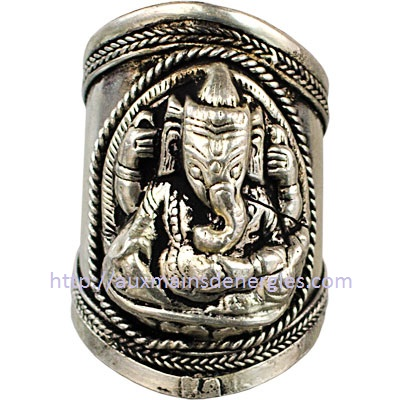 BAGUE DE GANESHA (ajustable)  ITEM # 95323