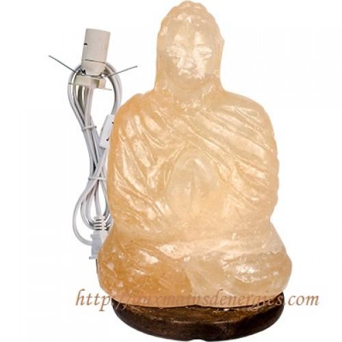 Himalayan Salt Lamps Evil : SALT-LAMP-CORD-BULB-BUDDHA