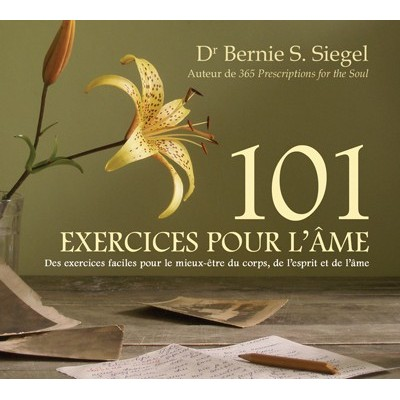 CD - 101 EXERCICES POUR L'AME