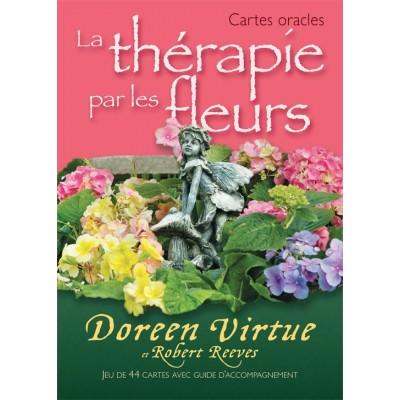 CARTES ORACLE - LA THERAPIE PAR LES FLEURS