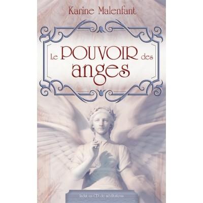 LE POUVOIR DES ANGES (CD-INCLUS) -