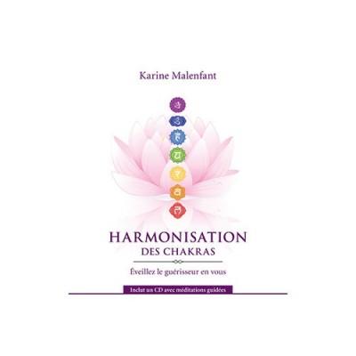 HARMONISATION DES CHAKRAS (CD-INCLUS)