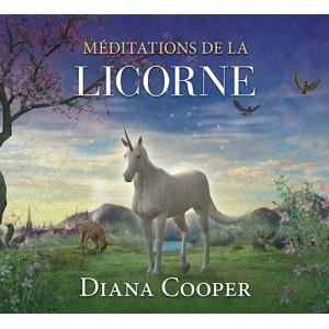 CD-MÉDITATIONS DE LA LICORNE