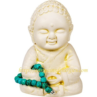 BOUDDHA-GYPSE 2,75 ? MEDITATING  Item # 12170