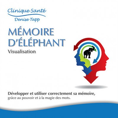 CD-MÉMOIRE D'ÉLÉPHANT