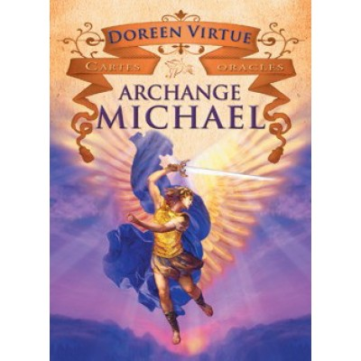 CARTE -  ARCHANGE MICHAEL, JEU DE 44 CARTES.