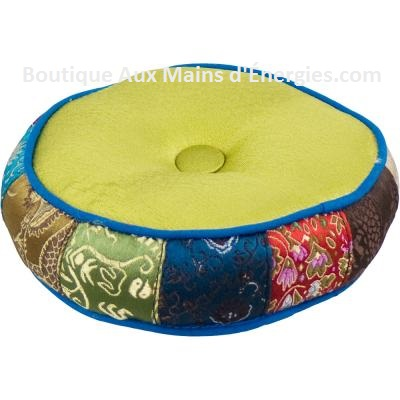 SINGING BOWL CUSHION-ASSORTED/THICK-6″DI.(UNIT)