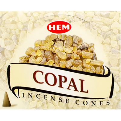 Encens cône - Copal