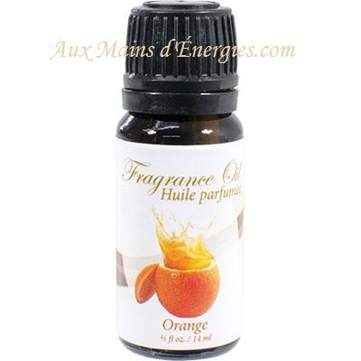 Huiles parfumées à l'orange pour diffuseur